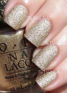 The PolishAholic: OPI Bond Girls Collection Swatches - Honey Ryder