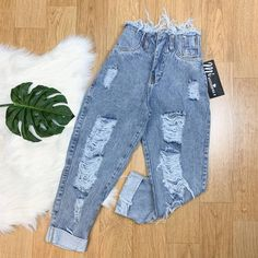 Girls Fashion Clothes, Teen Fashion Outfits, Mode Outfits, Casual Jeans, Cute Casual Outfits, Stylish Outfits, Girls Ripped Jeans, Dark Jeans, Skinny Jeans