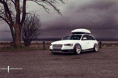 Arctic B8 Audi Allroad