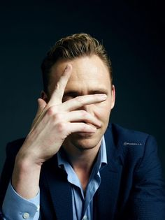 Tom Hiddleston. Photographed by Bryce Duffy for Variety Magazine on April 11, 2016