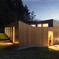 House MJ, Novo Mesto,  by Kombinat