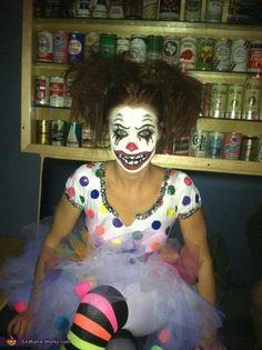 Clown Bright - 2013 Halloween Costume Contest