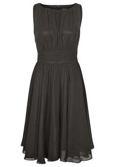 400db73d1b Swing Vestito elegante - black - Zalando.it Festa Del Vestito, Vestito Nero,