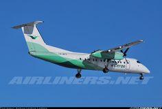 De Havilland Canada DHC-8-311Q Dash 8 aircraft picture