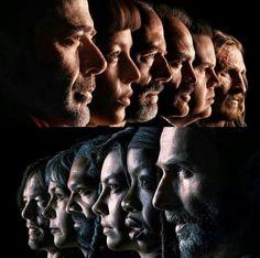 Negan & the Saviors vs Rick & Company Walking Dead Season 8, Walking Dead Tv Series, The Walking Dead Tv, The Walkind Dead, Best Zombie, Dead Inside, Stuff And Thangs, Film Serie, Daryl Dixon