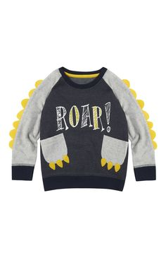 Runder Pullover mit Rundhalsausschnitt – Katherine Quiroz – Join the world of pin Cool Kids Clothes, Cute Outfits For Kids, Toddler Outfits, Baby Boy Outfits, Baby Boys, Kids Boys, Moda Kids, Boys Wear, Kids Fashion Boy