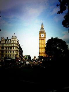 Big Ben London View, Big Ben