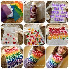 { The Crafty Homeschool Mama }: 100th Day of School Ideas