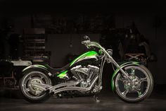 Bub's Customs Harley Davidson by Ben Hosking on 500px