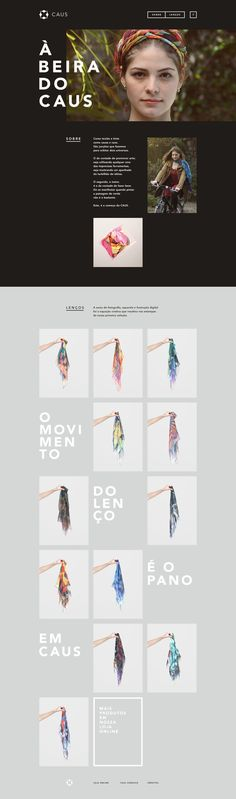 ✖ 25 Inspiring Website Designs | From up North