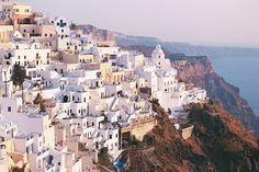 Thira, Greece  #tjareborg #matka #kreikka #greece #santorini