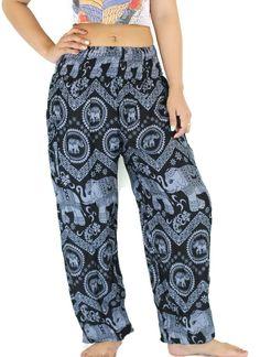 Unisex Harem pants Hippies pants /Elephant pants / one by NaLuck