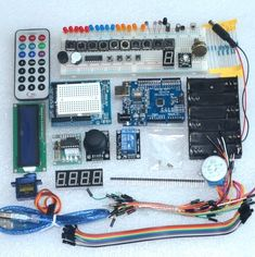 Cloud Sensor Interactive Learning Course For Single Chip Microcomputer New Jersey, Computer Supplies, Learning Courses, Free Boxes, Interactive Learning, Voltage Regulator, Light Sensor, Arduino, Kit