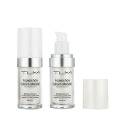 TLM Flawless Colour Changing Warm Skin Tone Foundation Makeup Base Nude Face Moisturizing Liquid Cover Concealer for women girls (Foundation : Beauty Foundation Colors, Perfect Foundation, Liquid Foundation, Concealer, Glycerin, Formulas, Perfect Skin, Perfect Makeup, Makeup Yourself