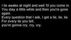 johnny cash cry cry cry lyrics - YouTube
