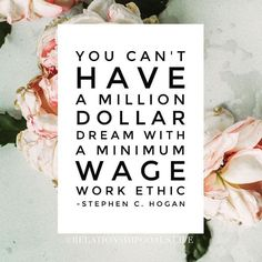 Sometimes I hear  negativity about direct sales careers so I just wanted to have a quick heart-to-heart with you. When you buy  MAC make-up, you're helping Fabrizio Freda's 5 year compensation to grow over $17,780,000. When you buy  Younique, Avon, Mary Kay, Senegence, R&F you are helping a mom take care of her family. When you buy  supplements from GNC, you are helping Michael Archbold make over a $1,000,000 a year. When you buy  It Works, Thrive, Beach Body etc you're helping