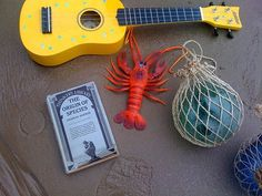 beach props dept by cromercrox, via Flickr