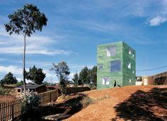 Fosc House / Pezo von Ellrichshausen Architects
