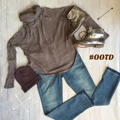 Its feeling like fall!  Here is our example of a great and trendy fall #OOTD! & our Lincoln Park location has many more great fall pieces to put together your next fall OOTD!  http://ift.tt/2dBeNgb - http://ift.tt/1HQJd81