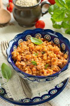 Liczymy kalorie | Gotuj z cukiereczkiem Calzone, Katana, Paella, Macaroni And Cheese, Curry, Healthy Recipes, Healthy Food, Pizza, Keto