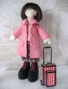 """Рукодельный домик на странице полезные советы по пошиву куклы """"большеножки"""""""
