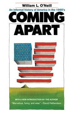 Coming Apart: An Informal History of America in the 1960s by William L. O'Neill http://www.amazon.com/dp/1566636132/ref=cm_sw_r_pi_dp_R14Ltb1FN8WN6A10