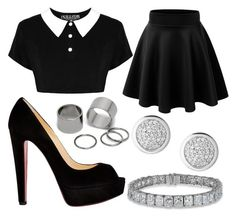 """""""Untitled #976"""" by pinkunicorn007 ❤ liked on Polyvore"""