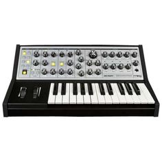 Moog Sub Phatty Analog Synthesizer at Gear4Music, save £79! Just £749 while stocks last.