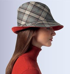 46f65441f77 Purchase Vogue Patterns 8844 Hats and read its pattern reviews. Find other  Accessories
