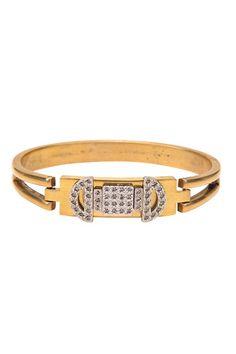Deco hinge bracelet + 12 more vintage-inspired jewels