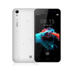 Homtom HT16 Android 6.0 écran 5.0 pouces 3G Smartphone Quad Core 1.3GHz 1GORAM 8GO ROM Wakeup Gesture A-GPS Bluetooth 4.0