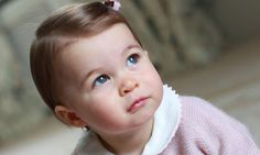 Royal Family Shares Adorable Photos Of Princess Charlotte To Mark Her First Birthday