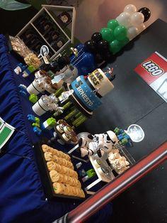 Star Wars Sweet Table