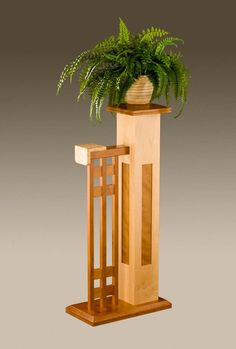 Plant stand/room divider