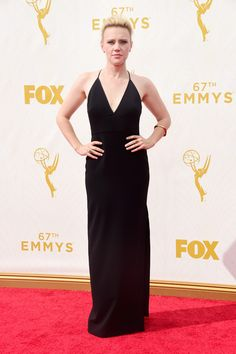 Actress Kate McKinnon attends the 67th Annual Primetime Emmy Awards at Microsoft Theater on September 20, 2015 in Los Angeles, California.