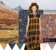 TRENDS // PATTERN PEOPLE - PRINT   COLOR . FW 2018