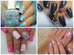 https://www.facebook.com/leovandesign   #nailpolish #manicure #pedicure #polish #nail #design #springnaildesign #spring