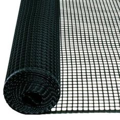 3 Ft. X 15 Ft. Plastic Black Hardware Net