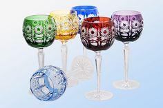 Risultati immagini per cristallo di boemia bicchieri