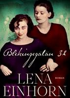 Blekingegatan 32 av Lena Einhorn Blekingegatan 32     Omslag till Blekingegatan 32 av Lena Einhorn:  Greta Garbo var egentligen extremt blyg, hade dåligt självförtroende  inser Jenny när hon läser Lena Einhorns bok.