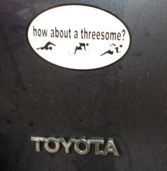 Someone stole my favorite magnet! #triathlons #triathlete