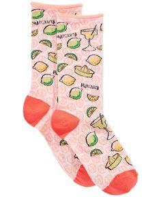 Hue Women's Margarita Socks