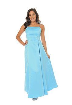 Astrapahl, Elegantes bodenlanges Abendkleid, schmale Träger, Länge lang, Farbe hellblau, Gr.44 Astrapahl http://www.amazon.de/dp/B002PHE2SW/ref=cm_sw_r_pi_dp_xCuStb01959SX7EE