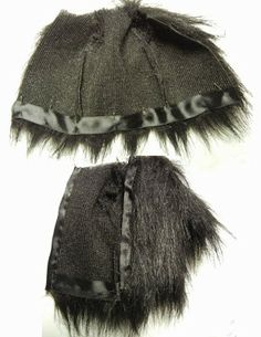 Fashion Doll Stylist: Our Furry Friends: making faux fur coats and accessories for Barbie.