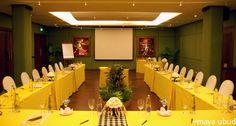 Bale Banjar Meeting Room - Maya Ubud Resort & Spa