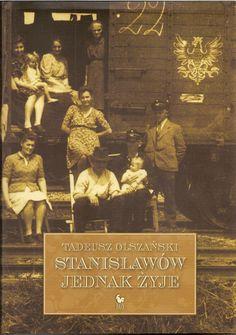 """""""Stanisławów jednak żyje"""" Tadeusz Olszański  Cover by Andrzej Barecki Published by Wydawnictwo Iskry 2010"""
