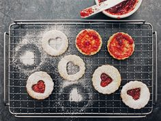 12 Days of Cookie Recipes: Linzer Cookies from What to Bake & How to Bake It