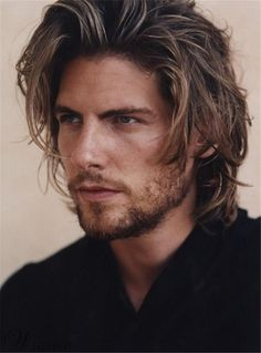 How To Style Long Hair Men Captivating How To Grow Your Hair Out  Long Hair For Men  Pinterest  Long