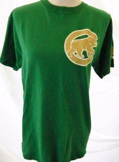 Chicago Cubs Baseball Tshirt Jeff Samardzija St. Patrick's Day Green Majestic M #Majestic #ChicagoCubs