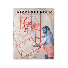 I always loved it. I loved the underwear. I loved the references to #Picasso the sexual aspects and the machine at the center. Jeff Koons on this mock-heroic portait by late German luminary Martin Kippenberger who was born #onthisday in 1953. tsc.hn/46019fb #otd #bookcover